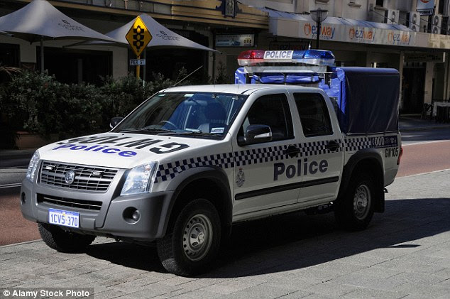'Officers make critical decisions under duress and they must not be affected by illicit substances or alcohol,' Commissioner O'Callaghan said (stock of WA Police car pictured)