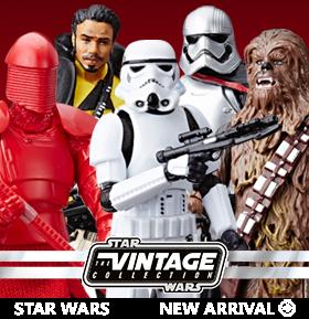 Star Wars: The Vintage Collection Wave 22 Set of 5 Figures