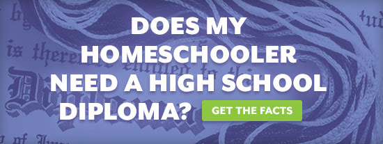 Does My Homeschooler Need a High School Diploma?