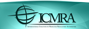 International Coalition of Medicines Regulatory Authorities (ICMRA) logo
