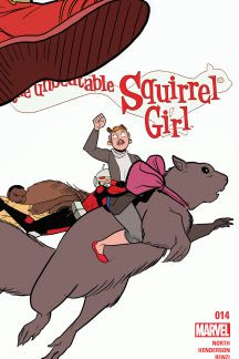 The Unbeatable Squirrel Girl #14