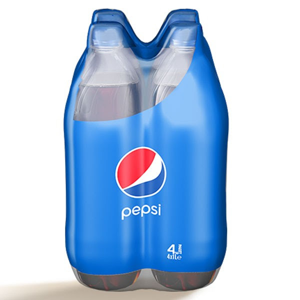 Pepsi Cola 4 x 1L