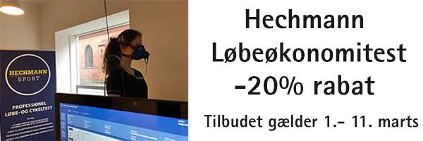 Hechmann Løbeøkonomitest