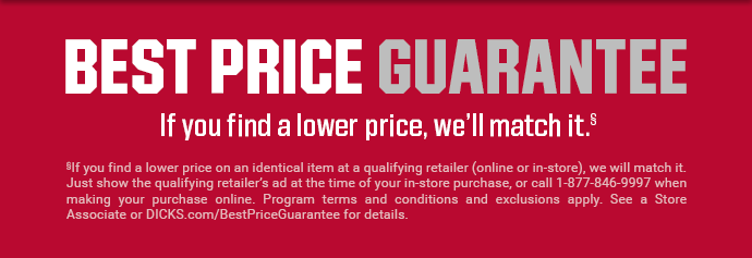 BEST PRICE GUARANTEE | If you find a lower price, we'll match it. | LEARN MORE