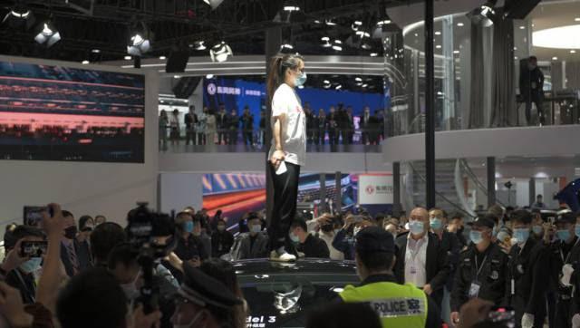 China desafia a soberba da Tesla, a marca de carros de Elon Musk