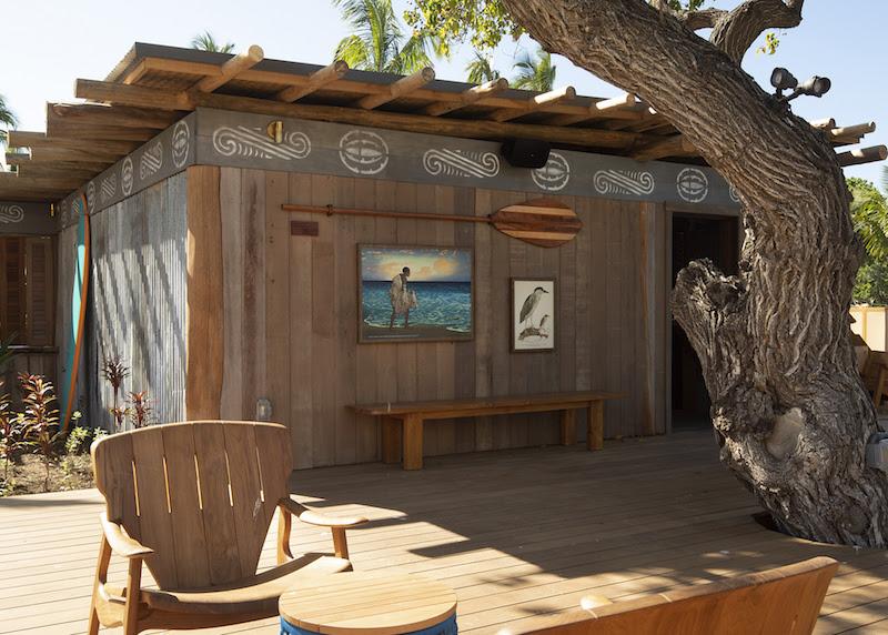 hawaii surf shack
