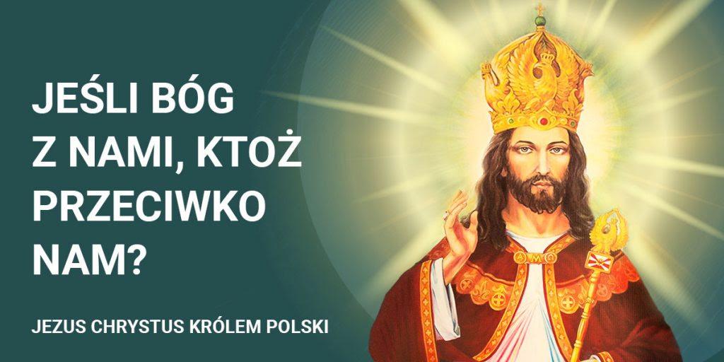 Radio Chrystusa Króla z Chicago wykupiło w Polsce billboardy z wizerunkiem Jezusa w koronie - Marketing przy Kawie