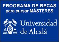 Becas para Másteres Universidad de Alcalá
