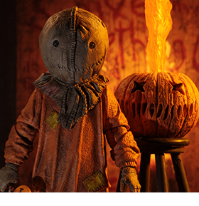 TRICK-R-TREAT ULTIMATE SAM FIGURE