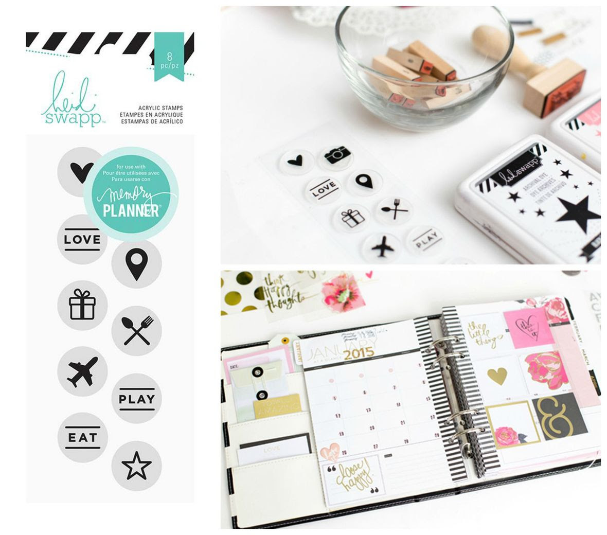 PicMonkey Collage planner