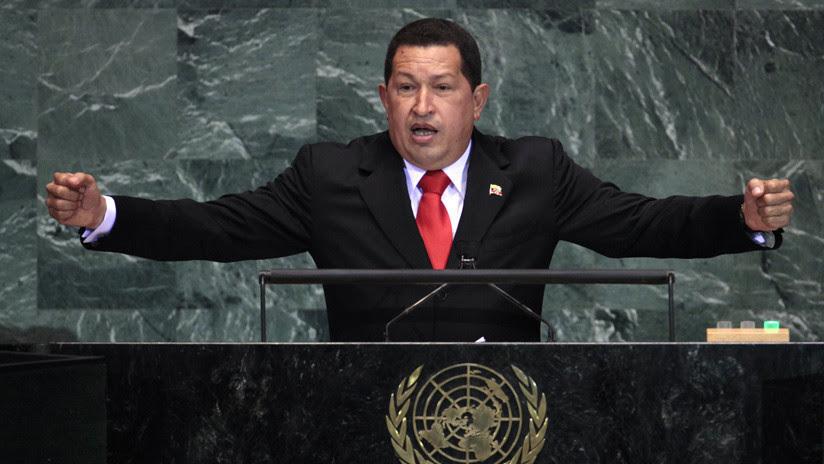 VIDEO: Las 5 'profecías' de Hugo Chávez sobre EE.UU. (que se están cumpliendo en Venezuela)