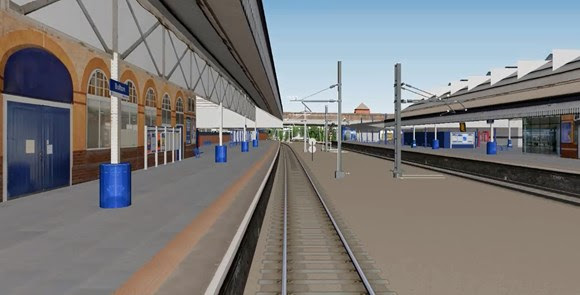 Passengers reminded to check before they travel during Bolton station improvement work in August