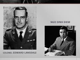 Image result for Pictures of General Lansdale