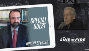 Audio: Robert Spencer discusses The Palestinian Delusion with Dr. Michael Brown
