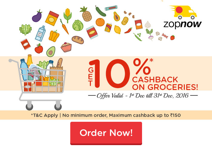 Mobikwik Zopnow Offers