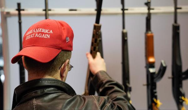 With 1st Amendment DEAD, Biden Is Now Coming For Your Guns!
