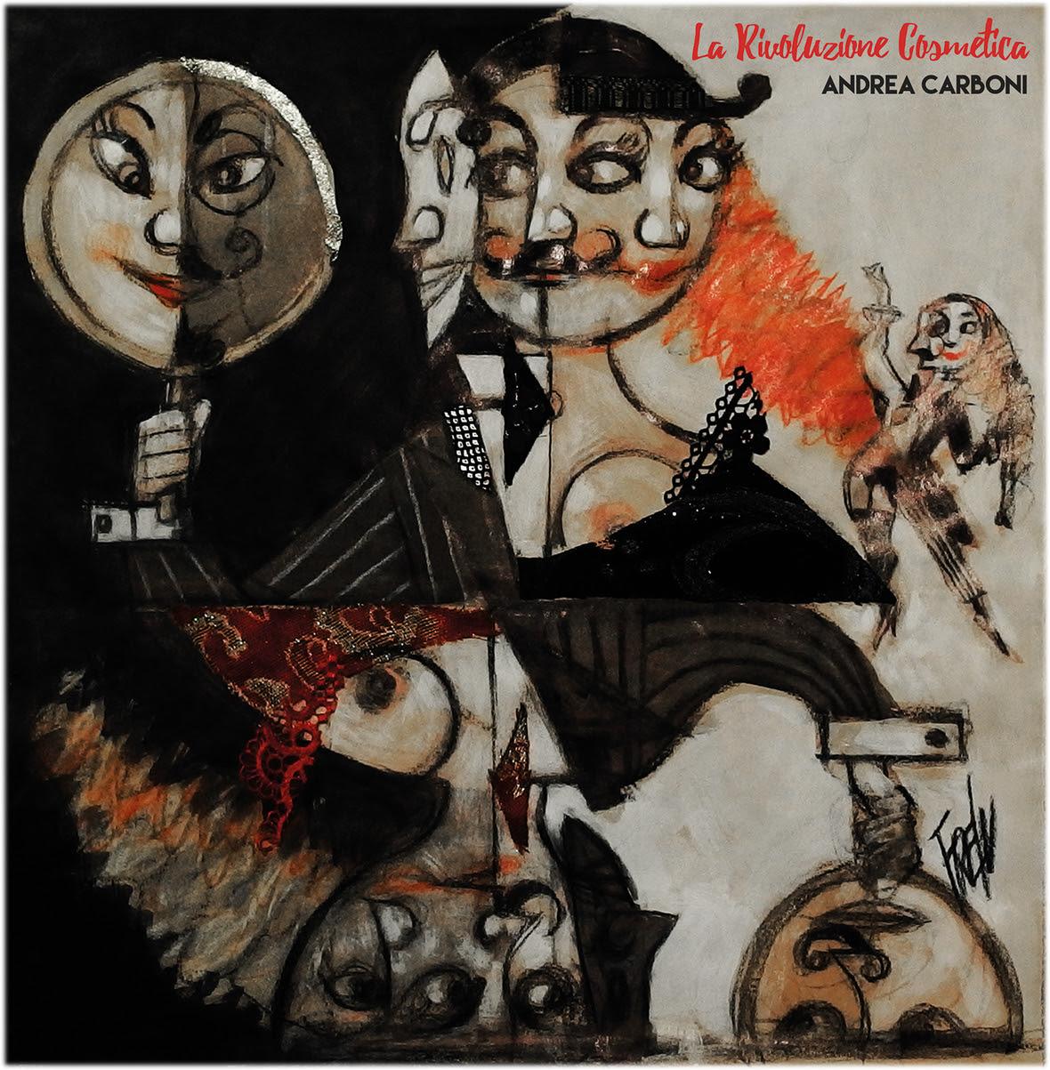 La Rivoluzione Cosmetica  copertina