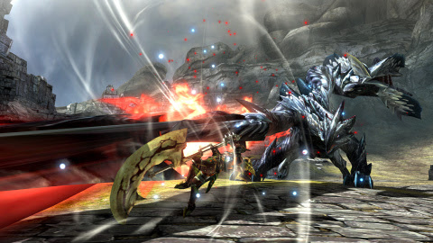 Monster Hunters Generations Ultimate will be available on Aug. 28. (Photo: Business Wire)