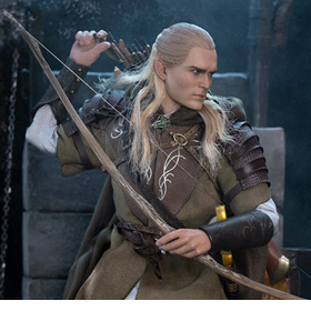 The Lord of the Rings Legolas at Helm's Deep 1/6 Scale Figure