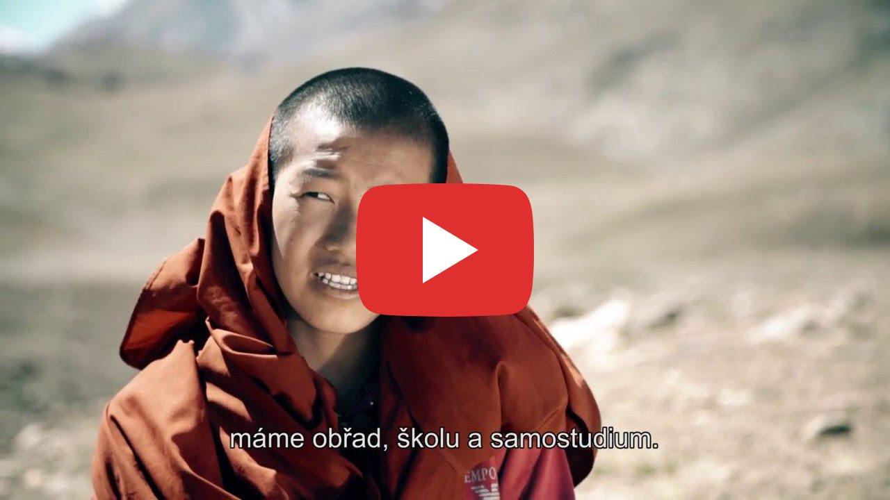 Video, mnišky, Himálaj