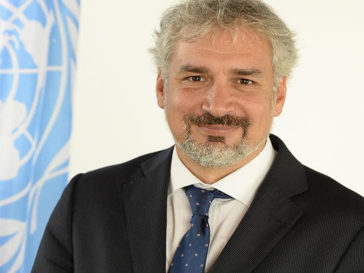 UNESCO's Assistant Director-General for Culture, Ernesto Ottone R.