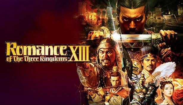 ROMANCE OF THE THREE KINGDOMS 13 / 三國志13