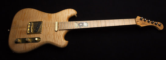 Jerry Garcia Ocean Guitar