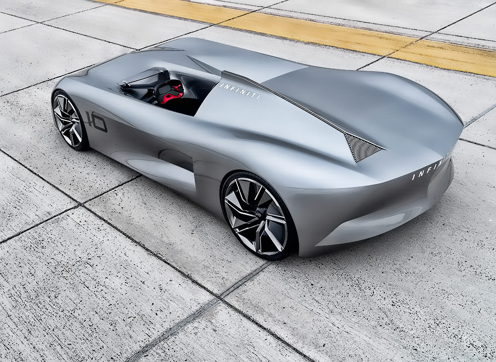 INFINITI Prototype 10 Concepto Eléctrico de la Próxima Era de la Clase Premium