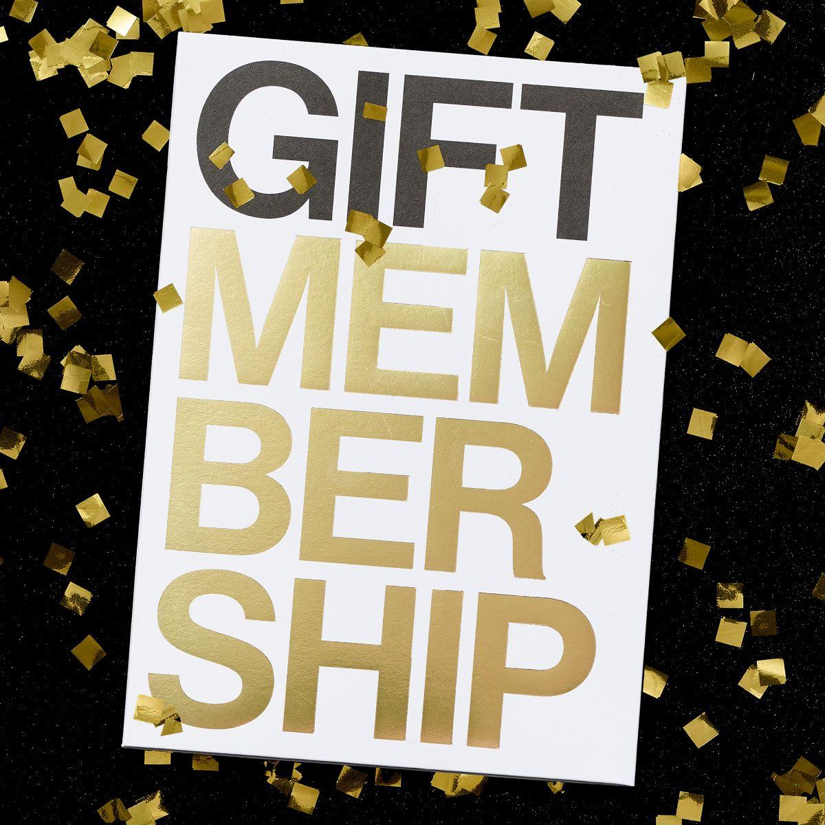 Whitney Gift Membership