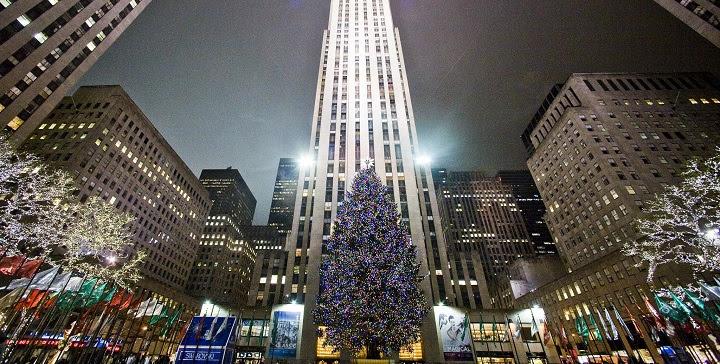 Navidad Estados Unidos