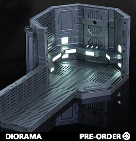 The Ubiquitous UB-01LS Diorama Set