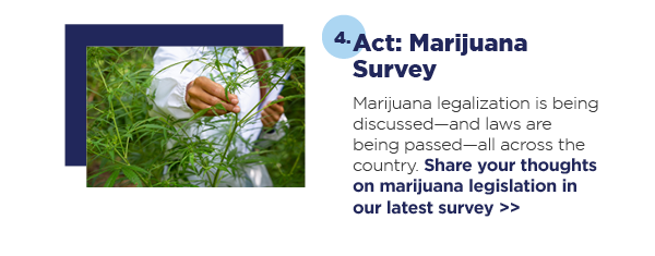 4. Act: Marijuana Survey