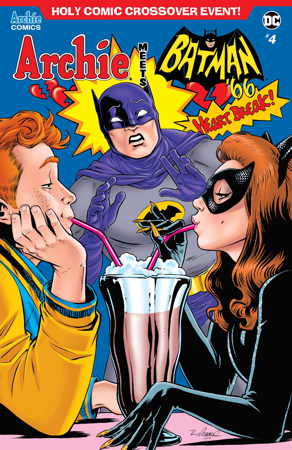 Archie Meets Batman '66 #4: CVR B Isaacs