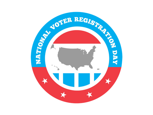 Celebrate National Voter Registration Day!