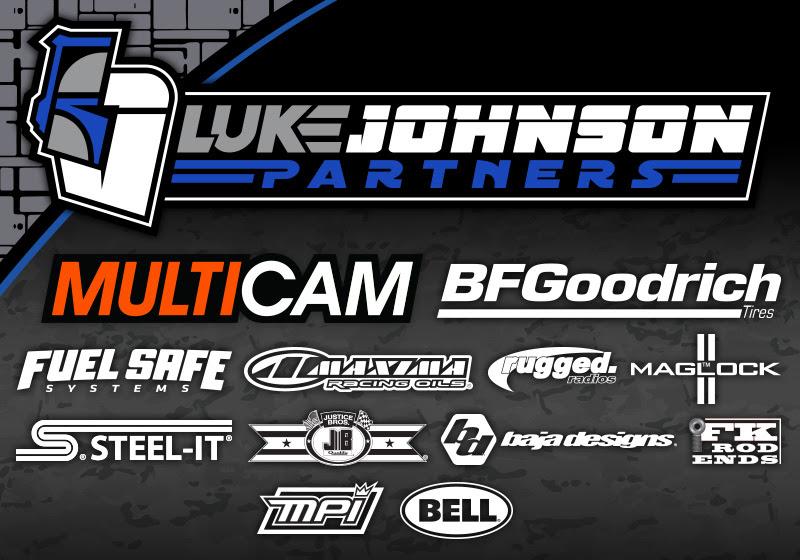 Luke Johnson Sponsors