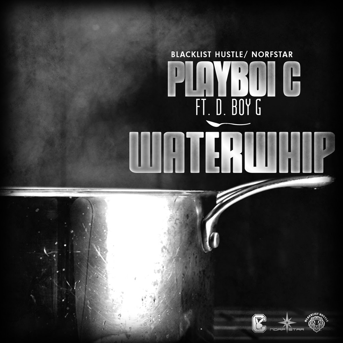 PlayBoi C ft D Boy G - Water Whip Artwork