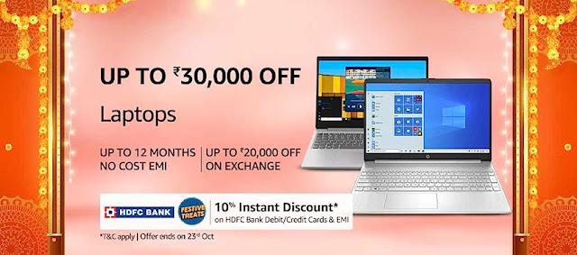 Laptops Offers Amazon India