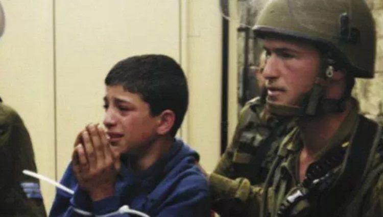 ONG denuncia que 350 niños palestinos están recluidos en cárceles israelíes