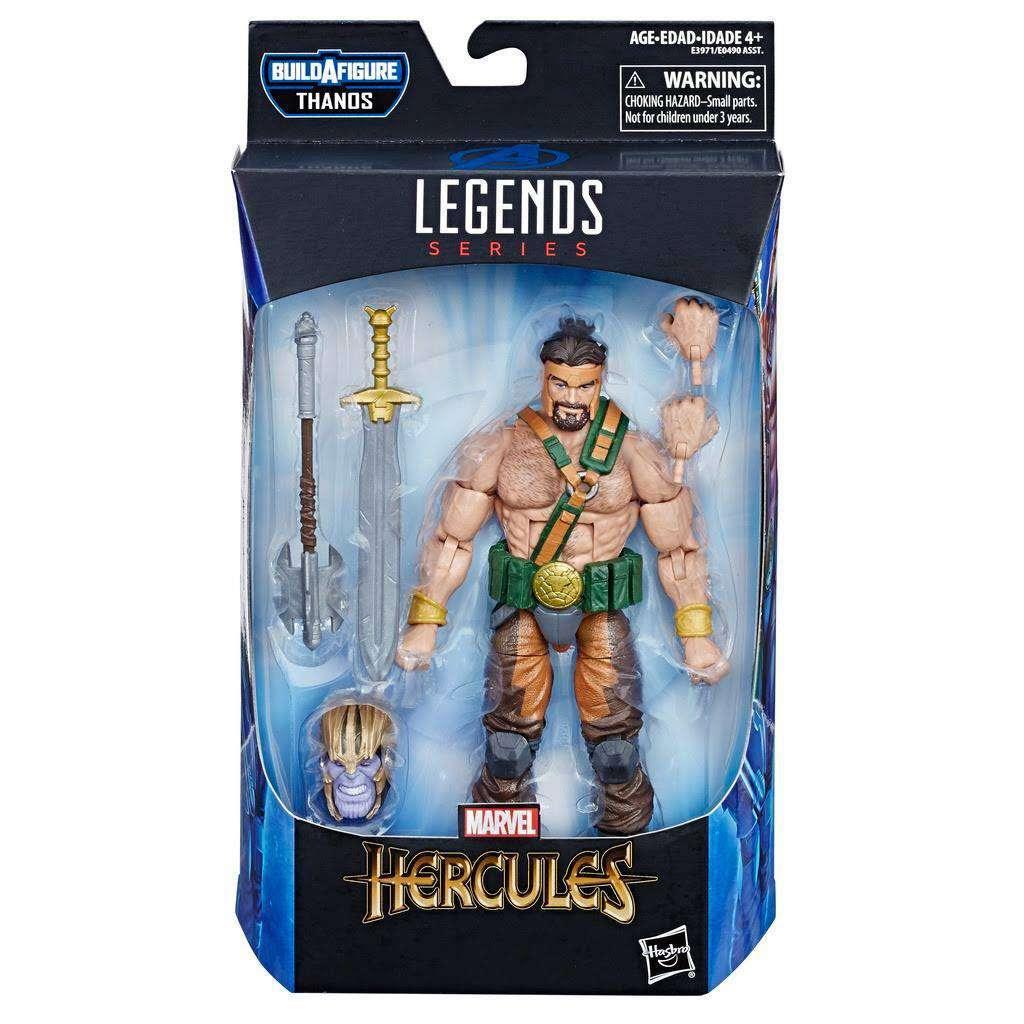 Image of Avengers: Endgame Marvel Legends (Thanos BAF) - Hercules