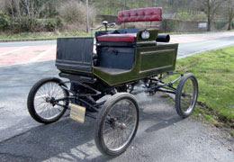1902 Locke Puritan Runabout