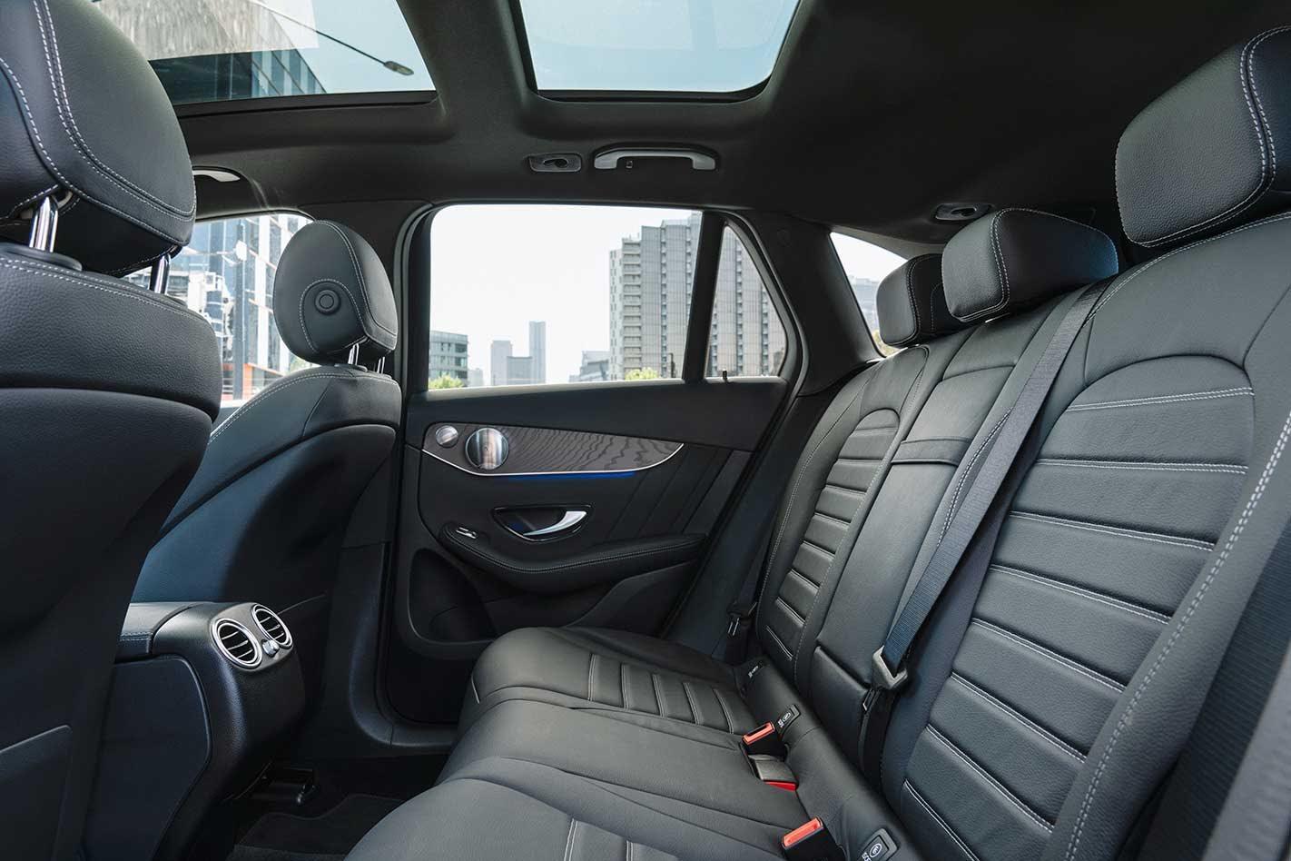 Mercedes-Benz GLC 300 review