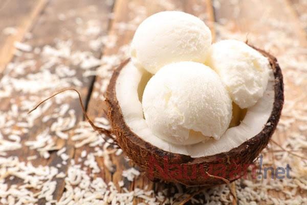 ăn dừa có tác dụng gì