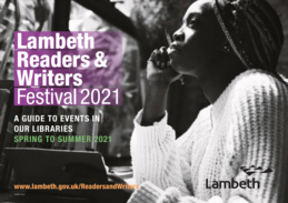 Readers and Writers Festival brochure