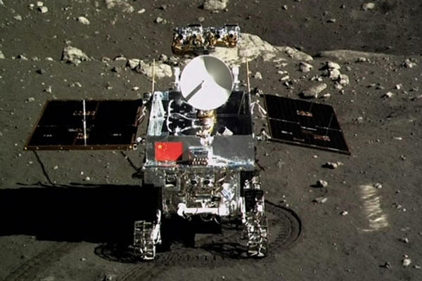 China aims to be first to land on far side of moon