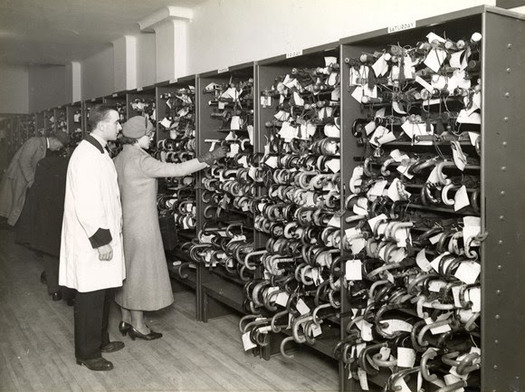 TfL Press Release - TfL's Lost Property Office to move to new home in South Kensington next month