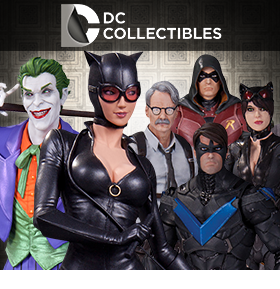 NEW DC PREORDERS