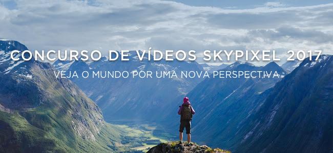 Concurso de Vídeos Skypixel