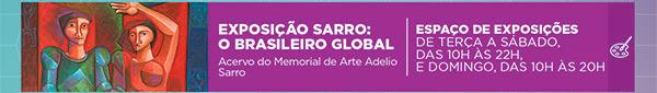 SARRO: O BRASILEIRO GLOBAL