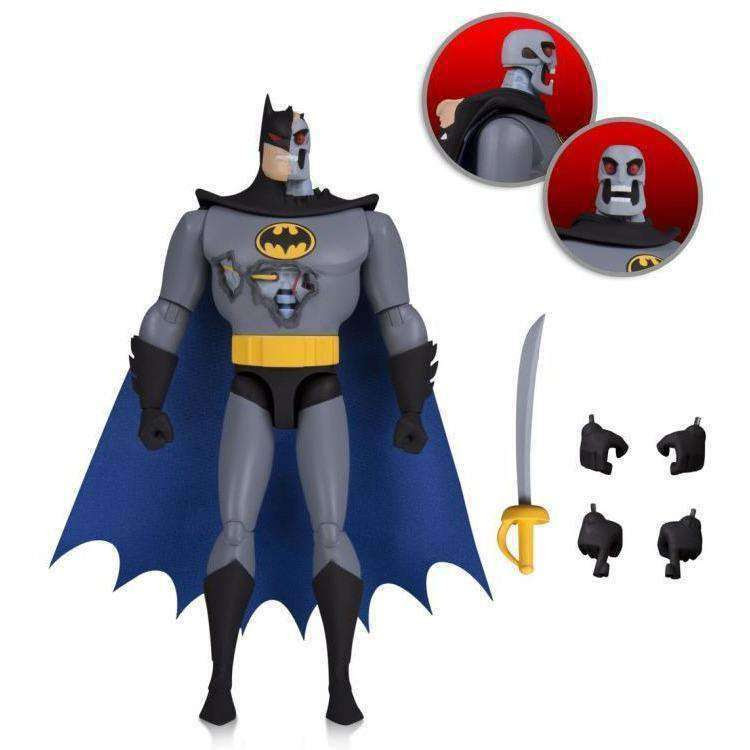 Image of Batman: The Animated Series Hardac Figure