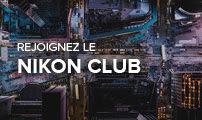 Rejoignez le Nikon Club